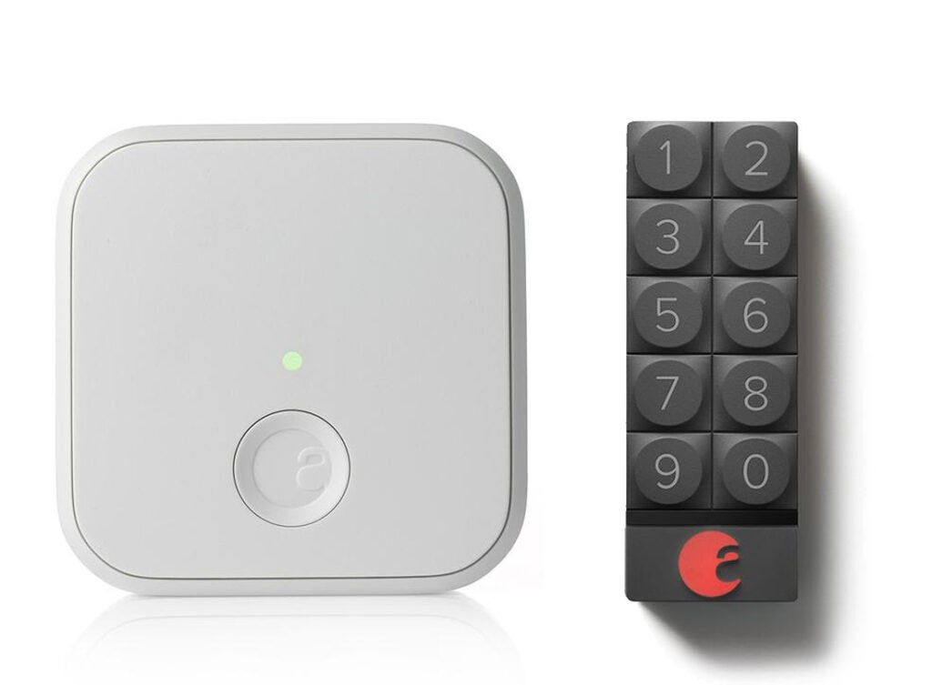 August Connect and August Smart Keypad