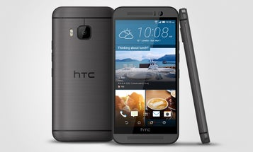 The HTC One M9 Is A Sleek Smartphone Built For Photo Addicts