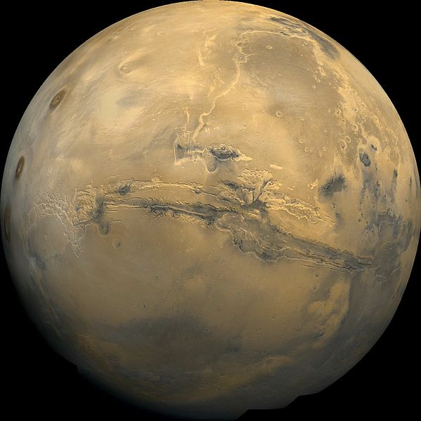 NASA Responds To Martian Life Lawsuit: It's Just A Rock