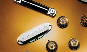 Redesigned Pickups Give Your Guitar Multiple Personalities