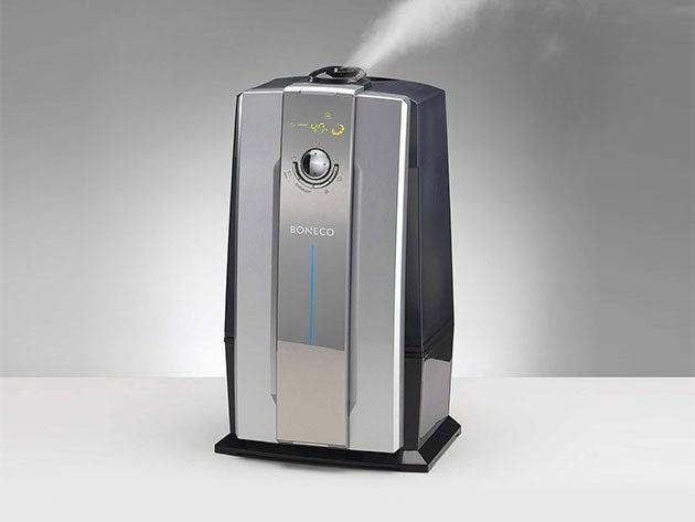 Boneco Digital Warm & Cool Mist Ultrasonic Humidifier