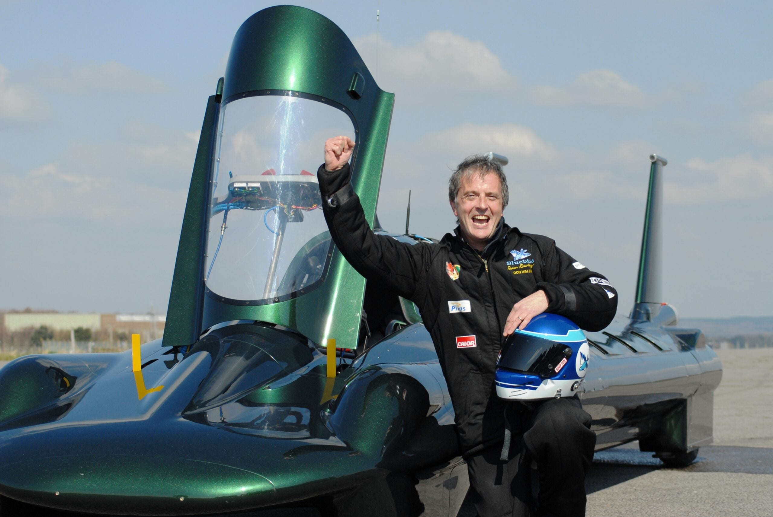 World's Fastest Kettle Breaks Oldest Land Speed Record