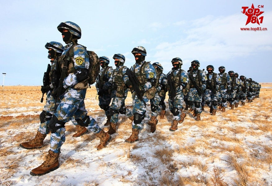 China's Marine Corps is getting bigger and stronger