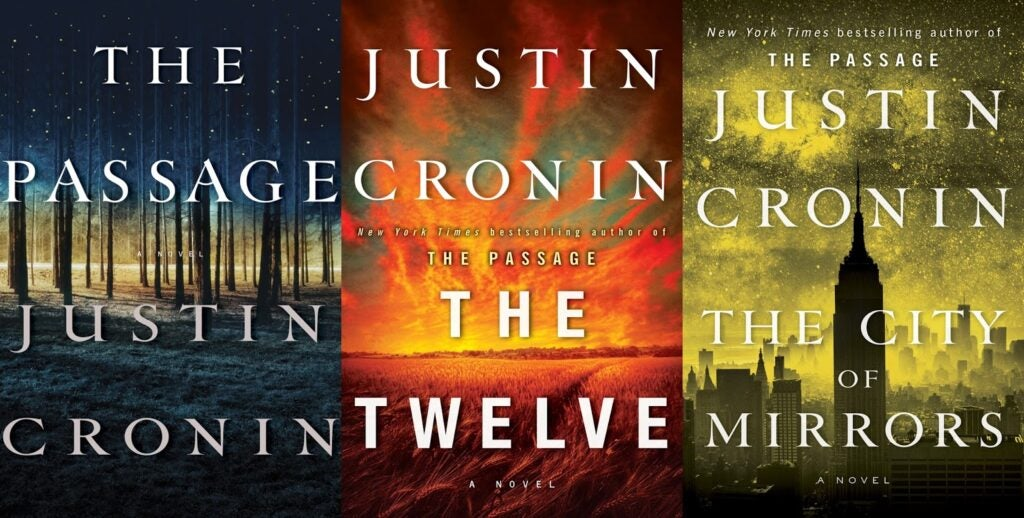 The Passage Trilogy By Justin Cronin