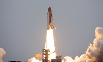 Atlantis Successfully Lifts Off, Capping the 30-Year Space Shuttle Program and Blowing My Mind