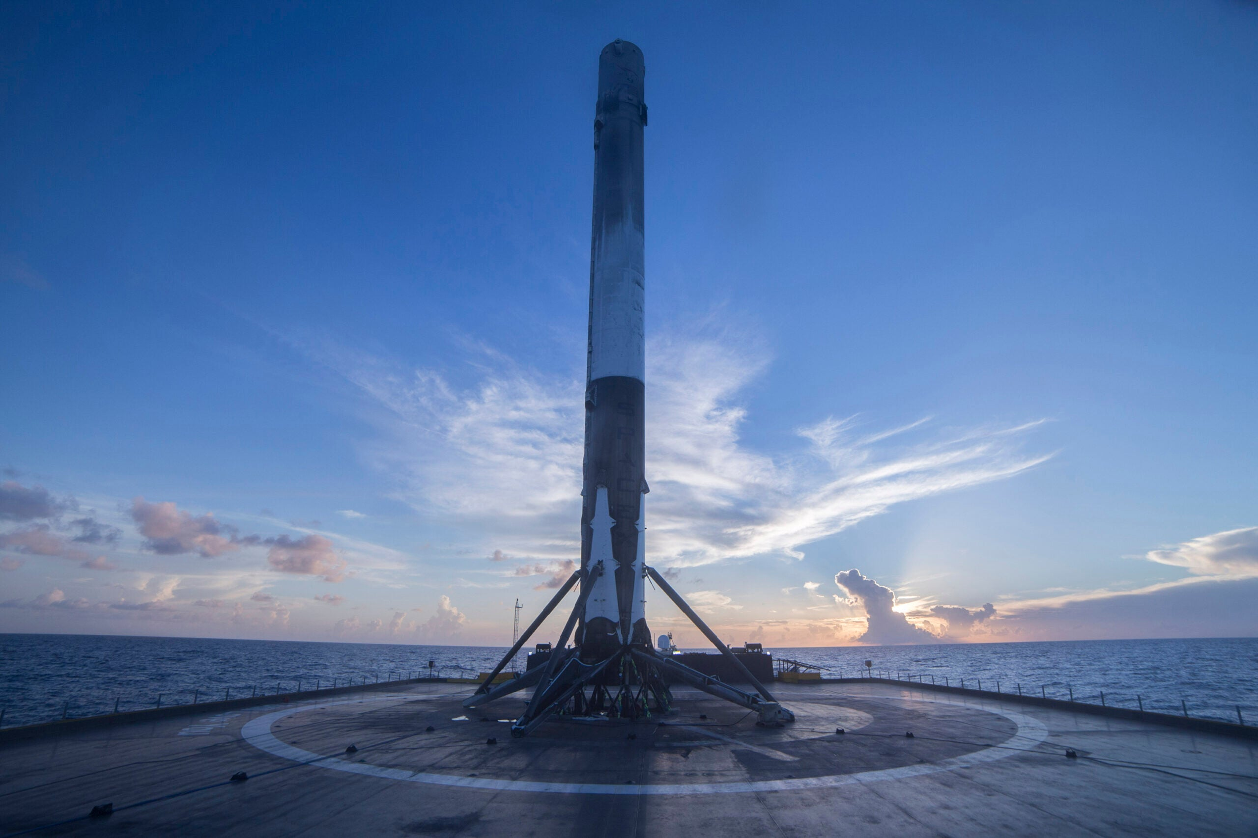 First Cargo Launched By Reused SpaceX Rocket Will Be A Telecom Satellite