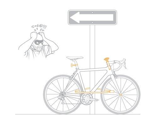How to Thwart Bicycle Thieves
