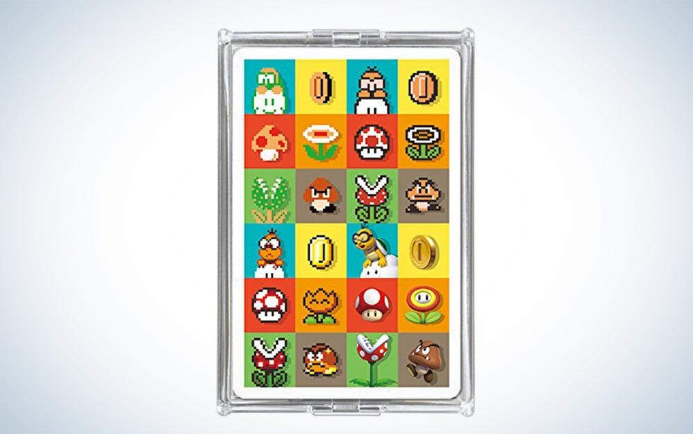 Nintendo Super Mario Cards