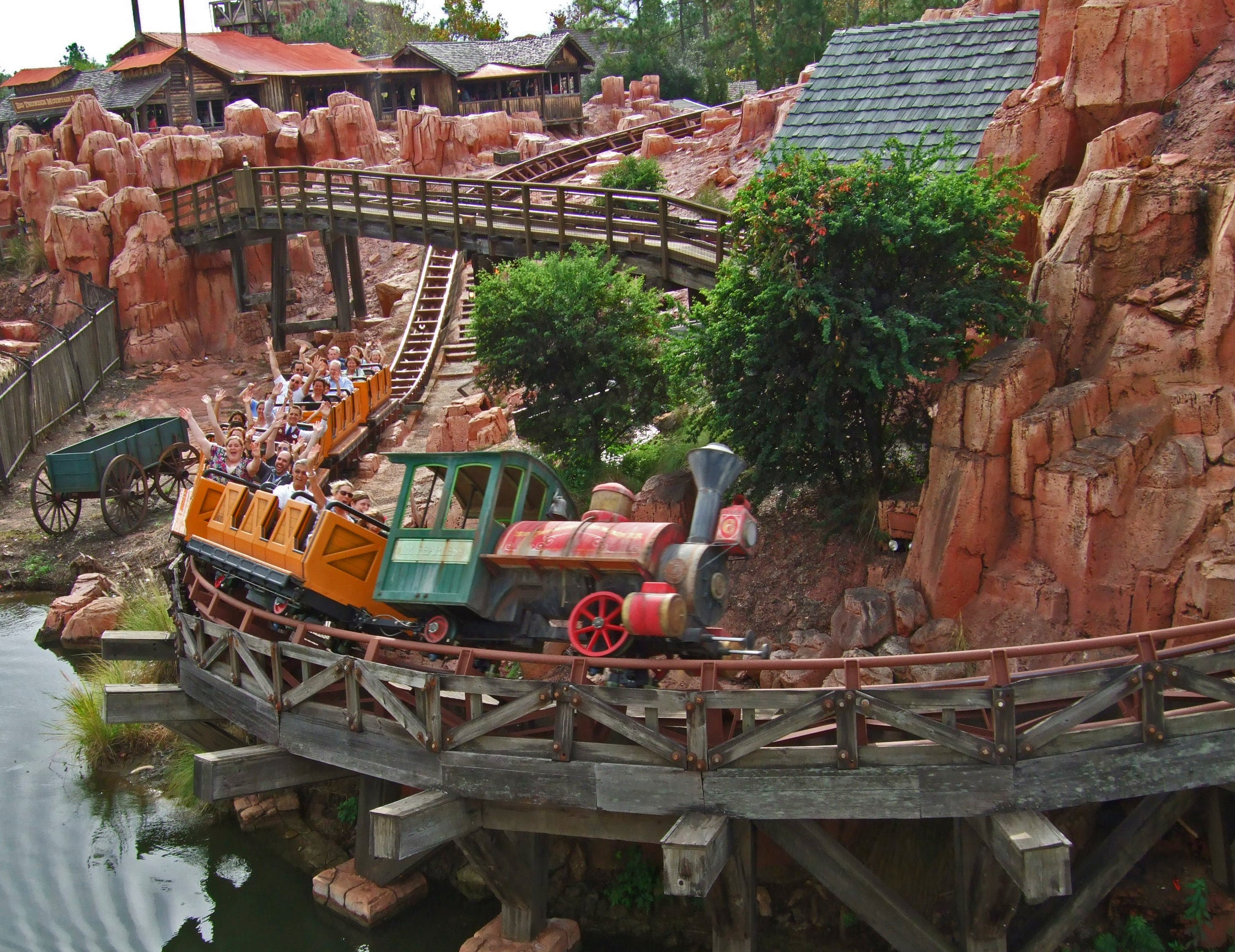 Riding A Roller Coaster Could Help You Pass Small Kidney Stones