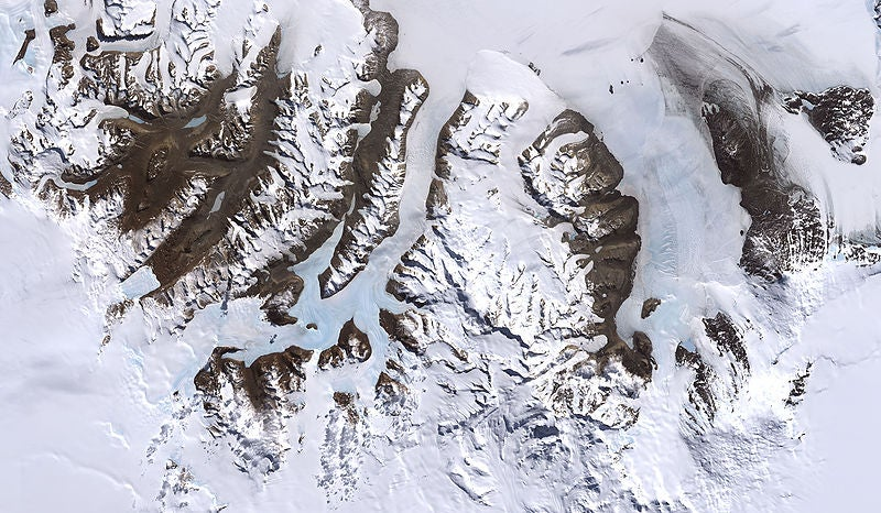The Great Antarctic Search For Life Is Over (For Now)