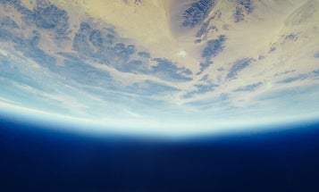 A new report shows the ozone hole is healing, but it's not all good news