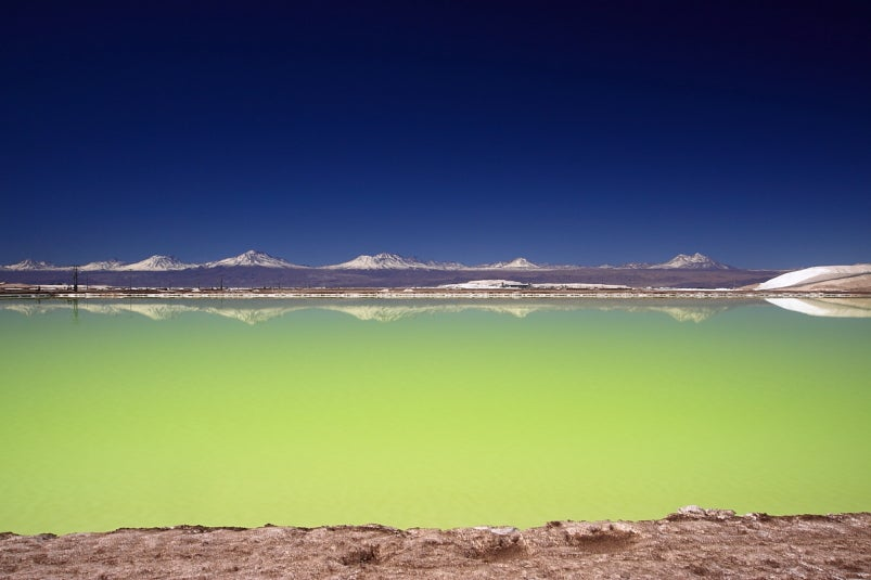 Startup Harvests Otherwise Wasted Lithium From Geothermal Power Plants