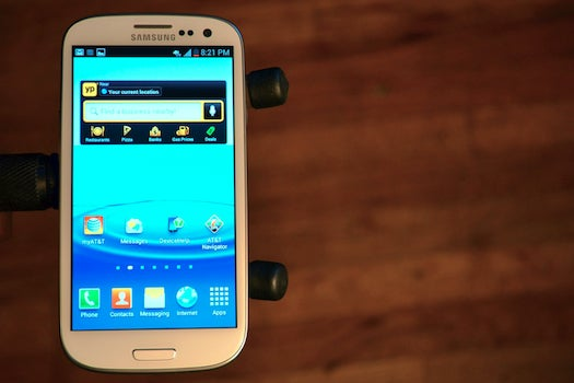 Samsung Galaxy S III Review: A Phone in Need of an Editor