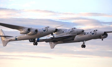 Virgin Galactic Calls Off SpaceShipTwo's Glide Test