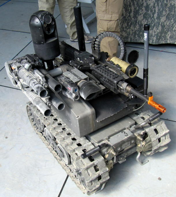 Saddle Up for the U.S. Army's Robotics Rodeo