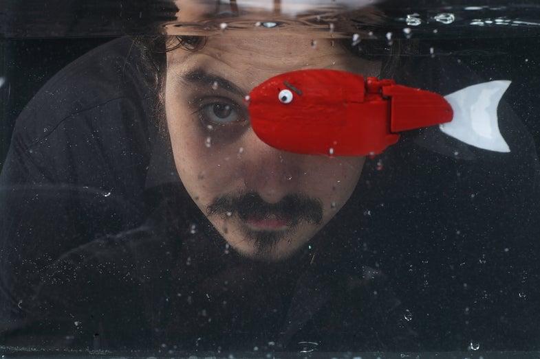 Brilliant 10: Maurizio Porfiri, the Water Wizard