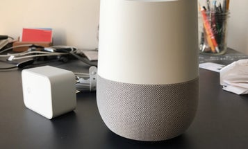 Google Home Versus Amazon Echo