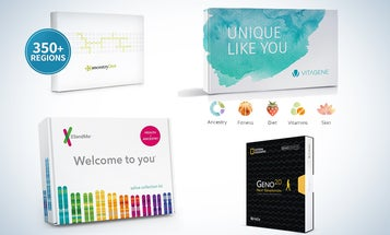 It's National DNA Day, which means gene testing kits are on super sale