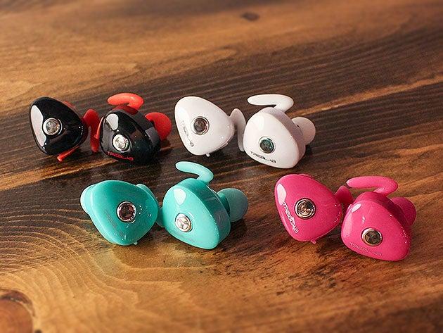 Save over $150 on the TREBLAB X11 wireless earphones