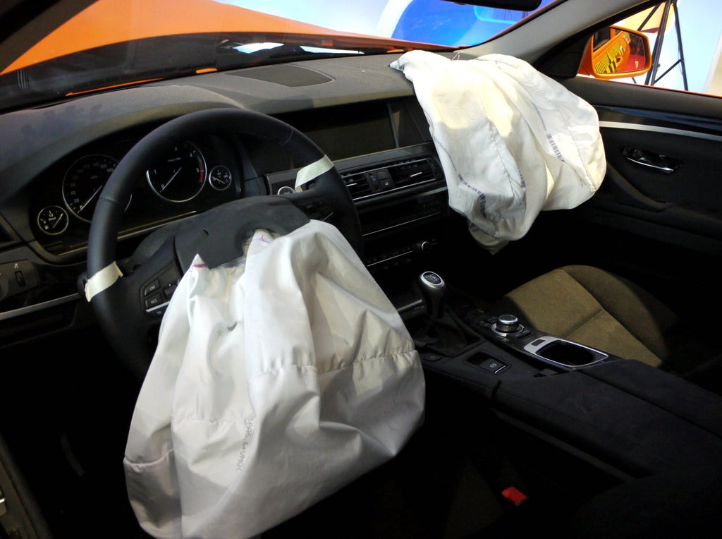 How Airbags Work, And How They Can Fail