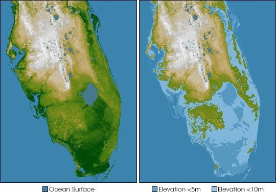 Banning Phrases Like 'Climate Change' And 'Global Warming' Might Actually Help Florida Take Action