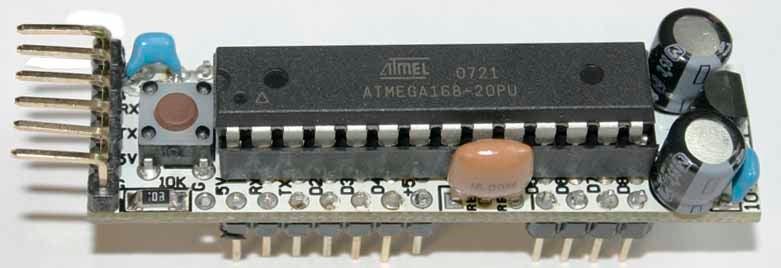 The Littlest Arduino