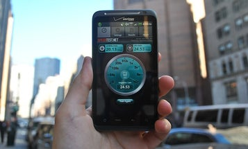 HTC Thunderbolt Review: Verizon's Searingly-Fast First 4G Phone