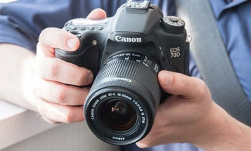 Canon's New 70D DSLR Brings A Totally New Autofocus System