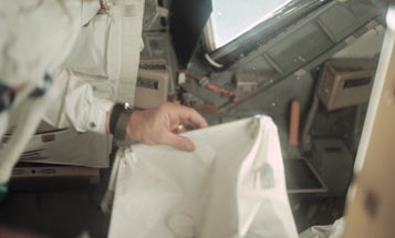 The Forgotten Artifacts Neil Armstrong Brought Back From The Moon