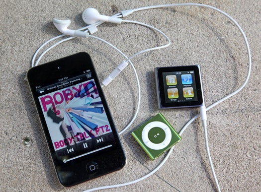 The New iPod Family Review