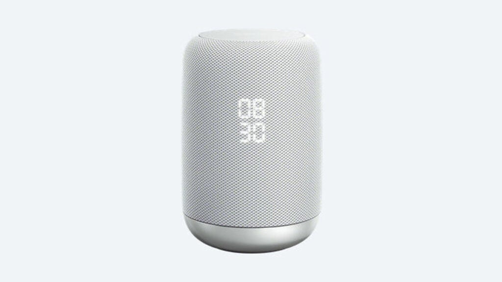 Sony google home speaker