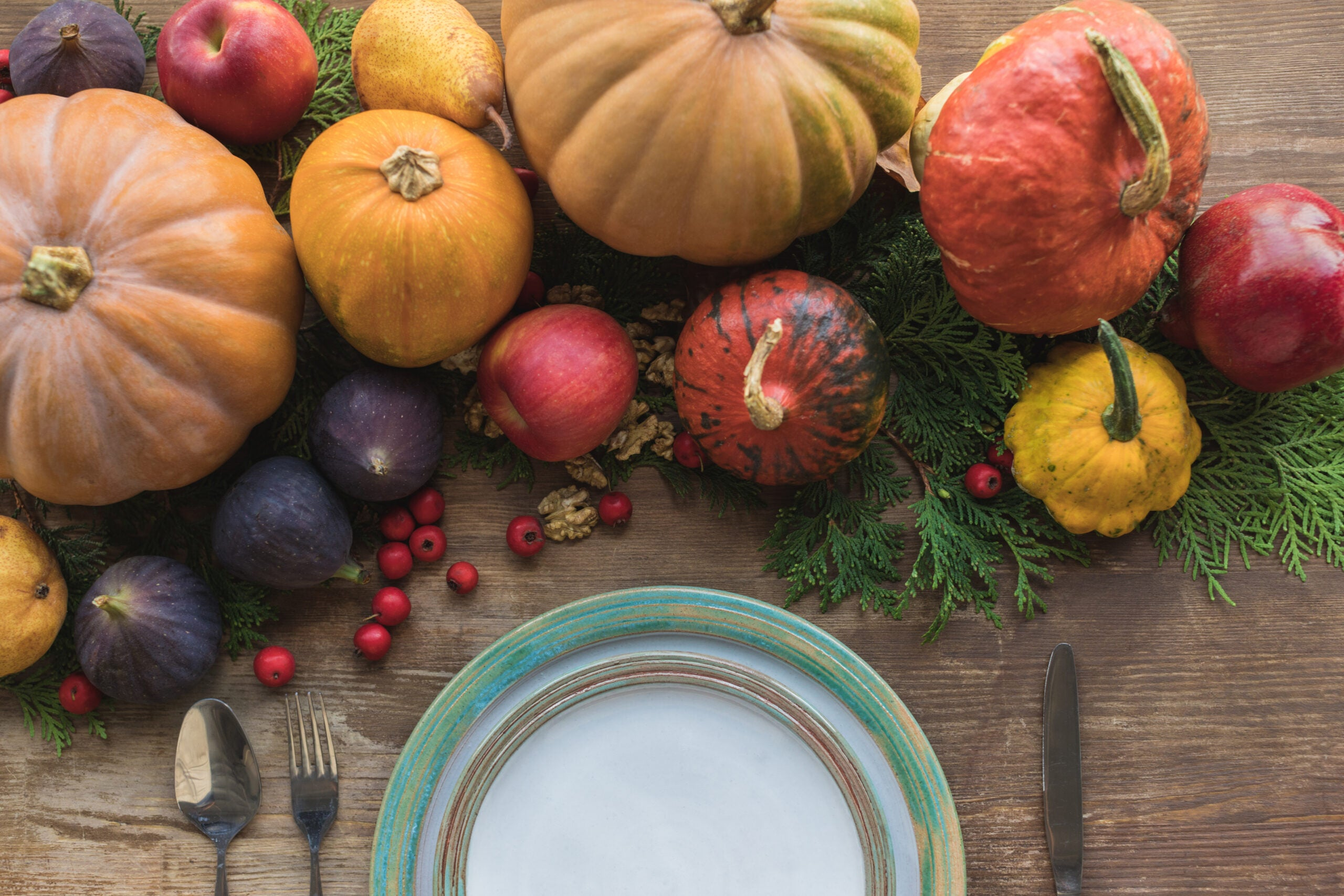 Your guide to a Thanksgiving dinner without food waste