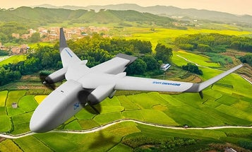 Meet China's growing fleet of automated delivery drones