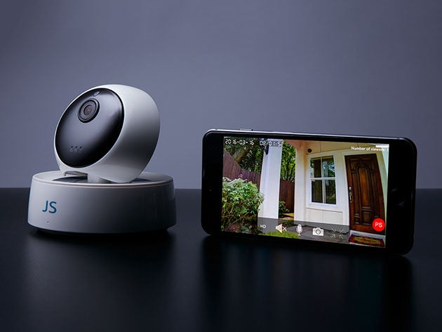 JS Innovations WiFi Smart Home Security Cameras