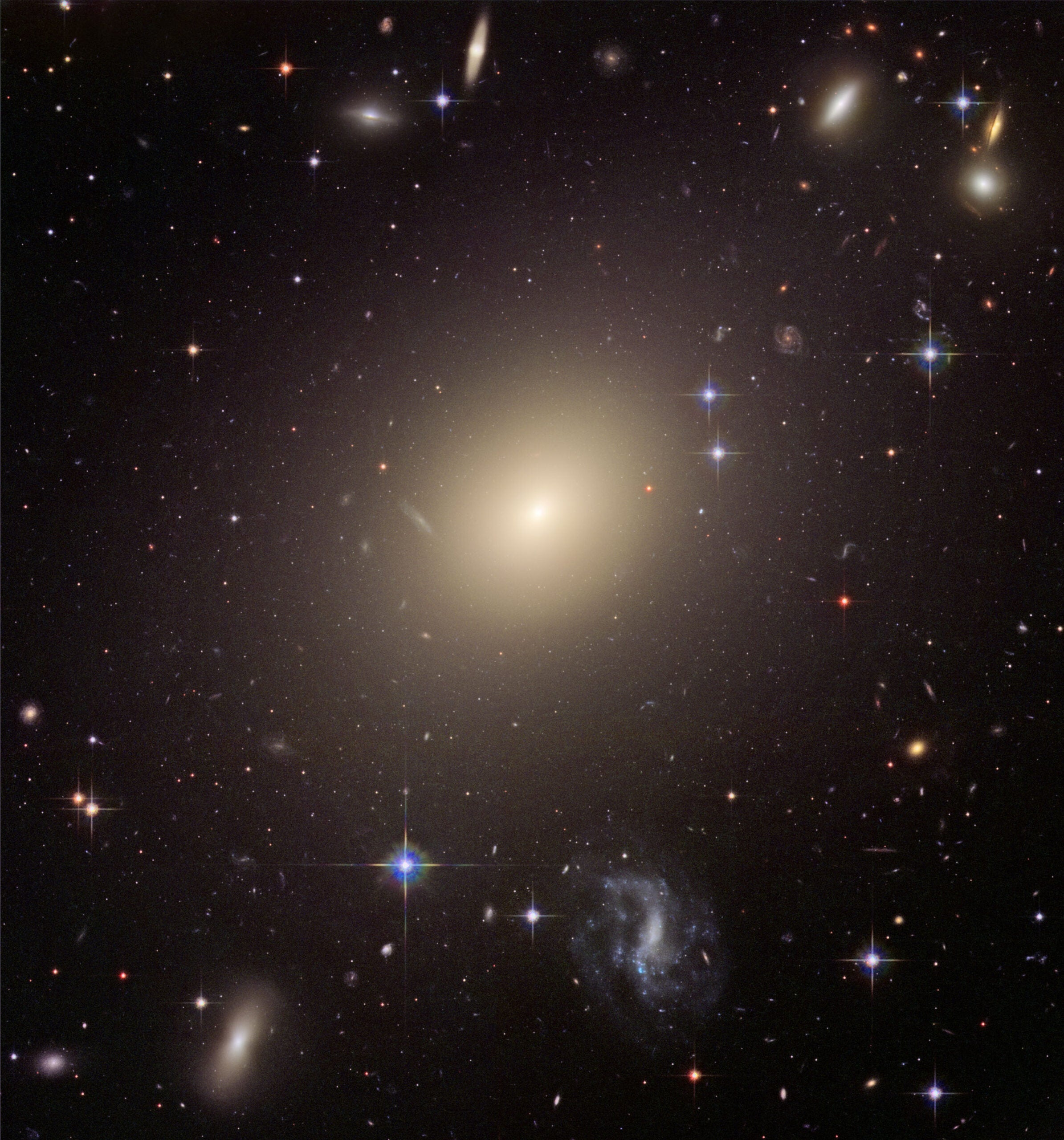 How a Team of Enthusiasts Are Mapping Dark Matter