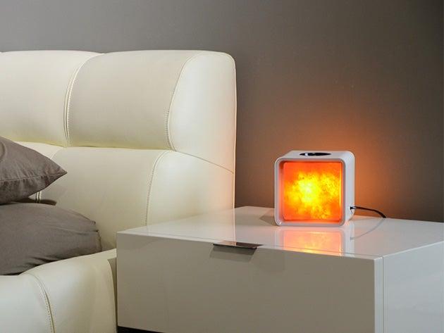 ZenCube Smart Salt Lamp
