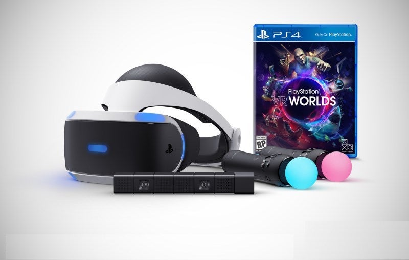 Playstation VR's Cheaper $399 Core Bundle Returns