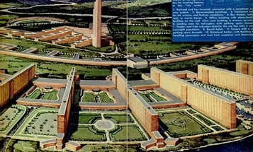 Archive Gallery: The Cities of Tomorrow
