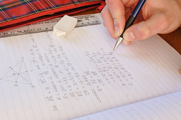 New Clues To Why Some Autistic Kids Are So Good At Math