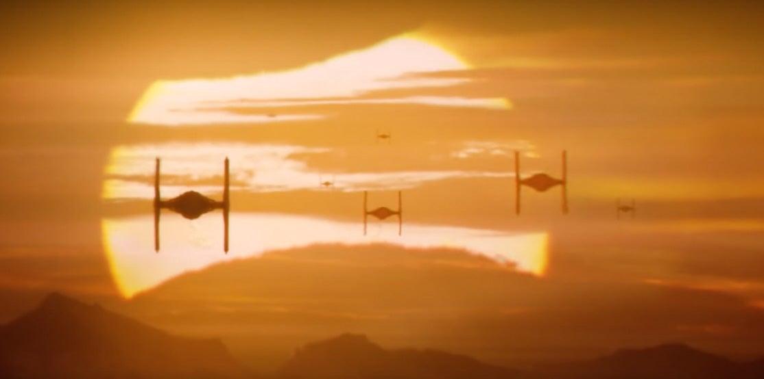 New International 'Star Wars' Trailer Still Doesn't Have Luke
