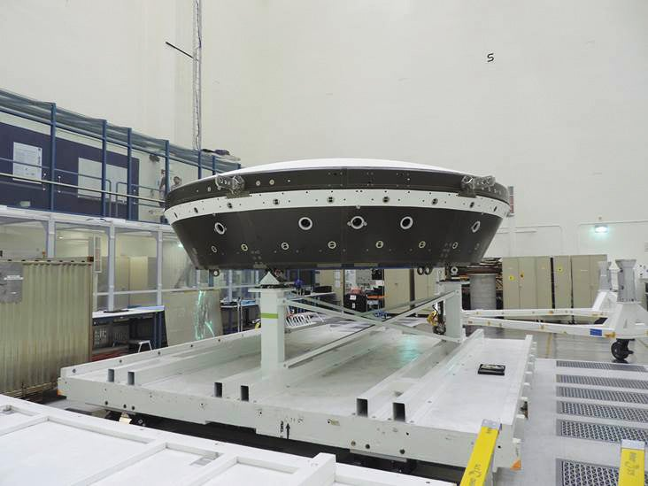Low-Density Supersonic Decelerator