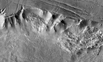 Aging Odyssey Orbiter Creates Most Detailed Map of Martian Surface