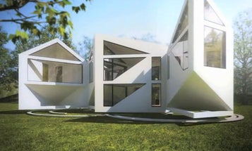 Fund A House That Shapeshifts With The Seasons