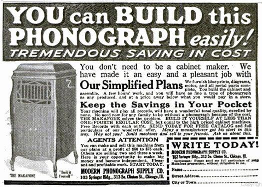 Phonograph: June 1919