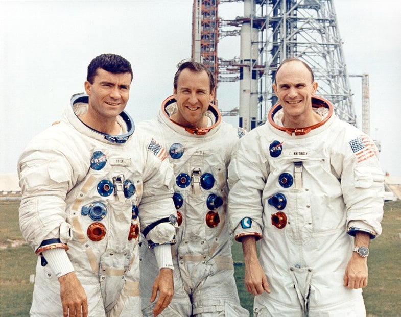 How Apollo 13 Launched With a Bomb on Board