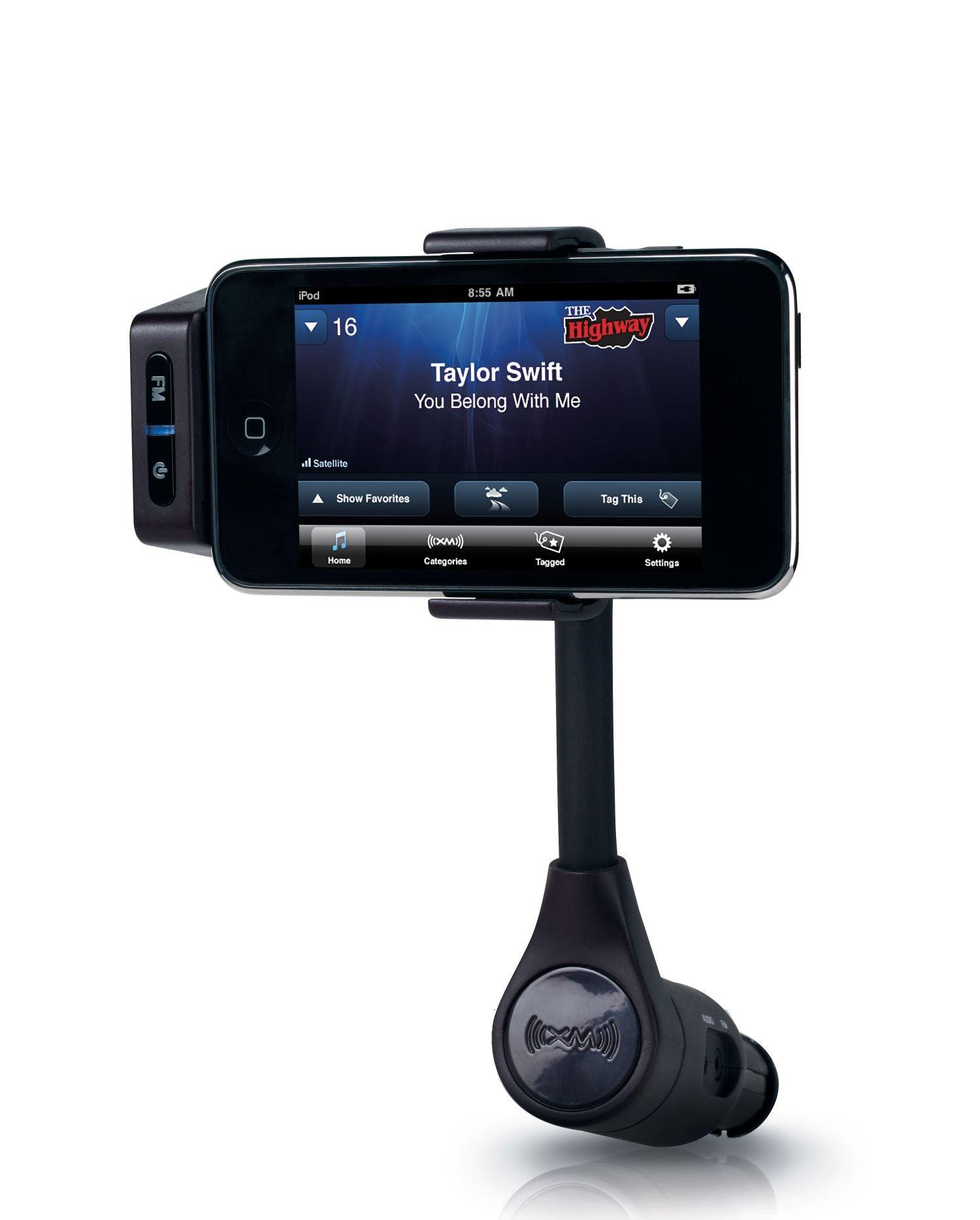 Sirius XM SkyDock Brings Full Satellite Radio Experience to iPhone
