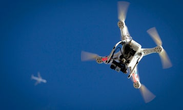 NASA Testing Out Company's Air Traffic Control System For Drones