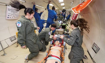 How Students Are Testing Medical Devices For Future Astronauts