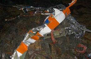 Steve Fossett's Plane Discovered