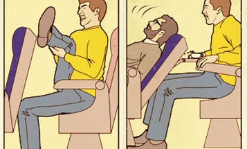 Why Are Airplane Seats So Miserable, and What Can Be Done About It?
